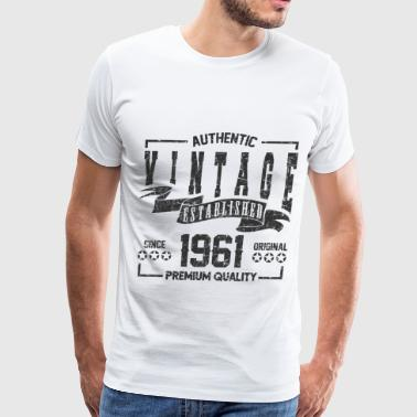 EST 1961 copy.png - Men's Premium T-Shirt