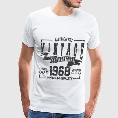 Est.1968 EST 1968 copy.png - Men's Premium T-Shirt