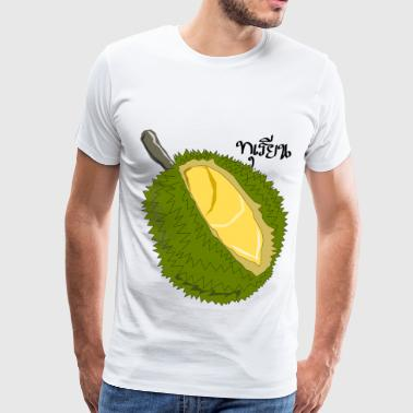 Durian Durian Fruit - Men's Premium T-Shirt