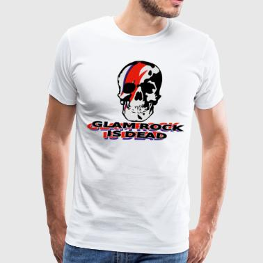 Glam Rock is dead - Men's Premium T-Shirt