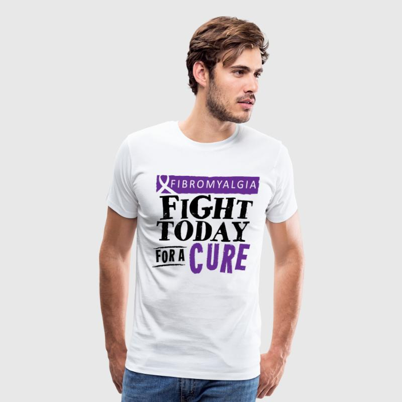 Fibromyalgia Awareness - Men's Premium T-Shirt