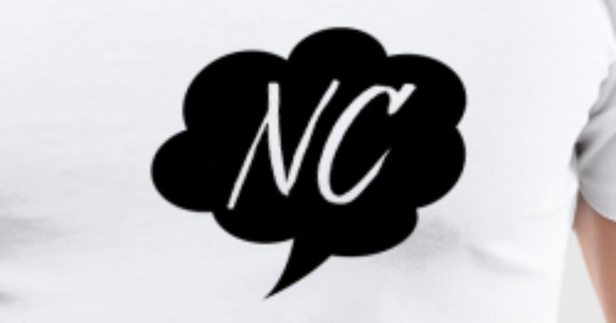 Nc No Comment Abbreviation Chat Bubble By Antscollection Spreadshirt