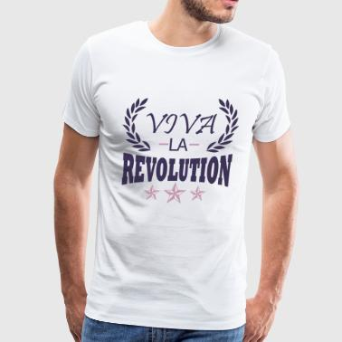 Revolution - Men's Premium T-Shirt