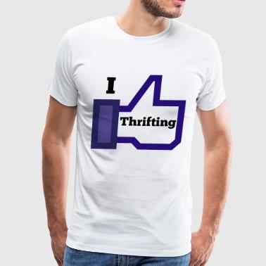 Like Thrifting - Men's Premium T-Shirt