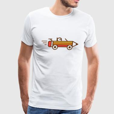 Creative Race - Men's Premium T-Shirt