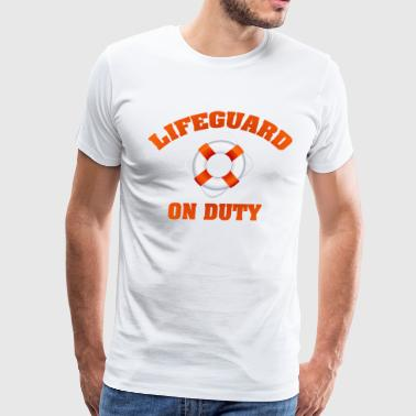 on Duty - Men's Premium T-Shirt