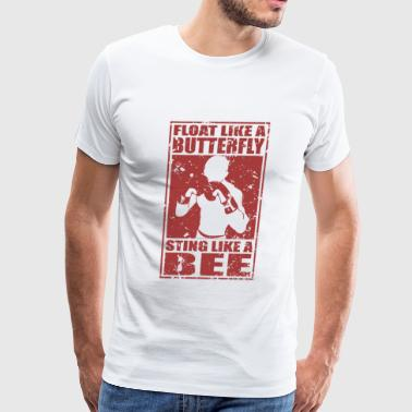 Sting like a Bee - Men's Premium T-Shirt