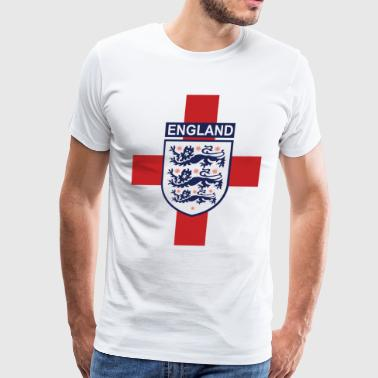 English Flag England I - Men's Premium T-Shirt