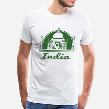 India Pride India - Men's Premium T-Shirt