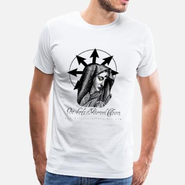Splendor Our Lady of Perpetual Confusion - Men's Premium T-Shirt