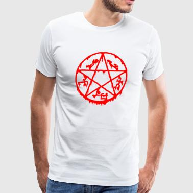 Pentacle - Men's Premium T-Shirt