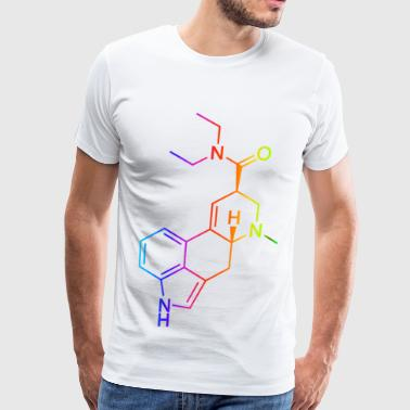 LSD T-Shirt Colored - Men's Premium T-Shirt