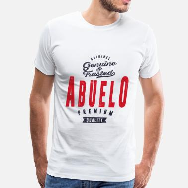 Papa Son ABUELO - Men's Premium T-Shirt