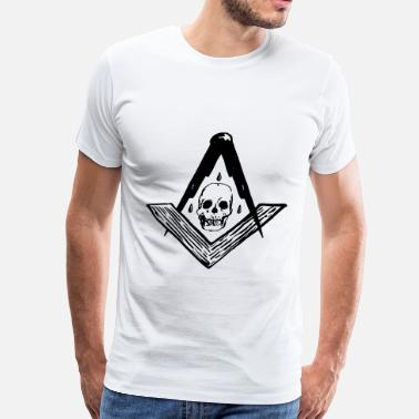 Illuminati Secret Society Secret Society - Men's Premium T-Shirt