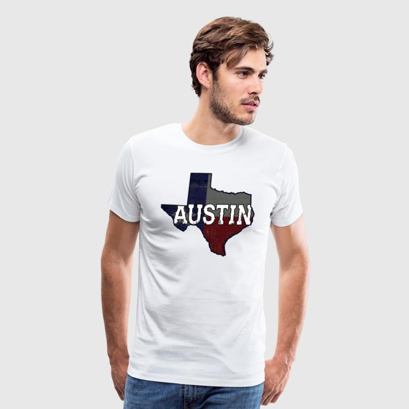 Austin, Texas - Men's Premium T-Shirt