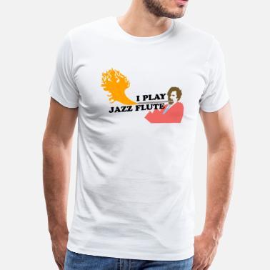 e6d6c4fe Shop Flute T-Shirts online   Spreadshirt