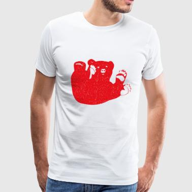 Bear Bear Bear - Men's Premium T-Shirt