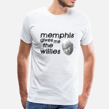 Germantown The willies - Men's Premium T-Shirt