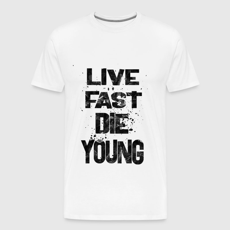 Popular live fast die young 1 by Champ-111 | Spreadshirt NB64