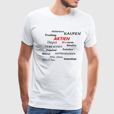Aktien - Men's Premium T-Shirt