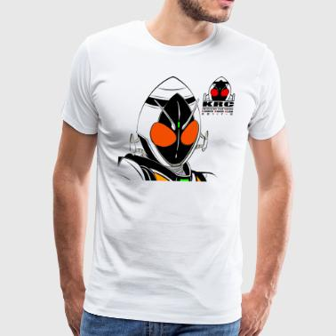 Kamen Rider Club Fourze - Men's Premium T-Shirt