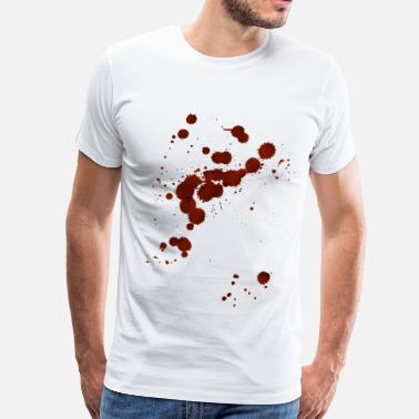 Bloodstain bloodstains - Men's Premium T-Shirt