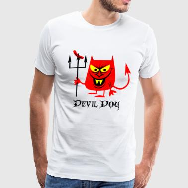 Devil Dog - Men's Premium T-Shirt