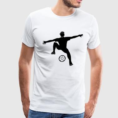 Freestyle Soccer freestyle soccer - Men's Premium T-Shirt