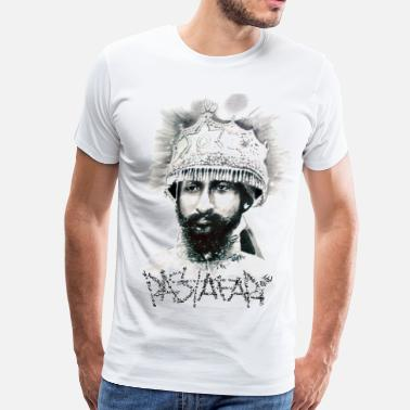 Rastafari Jah rastafari - Men's Premium T-Shirt