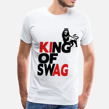 King Of Swag KING OF Swag - Men's Premium T-Shirt