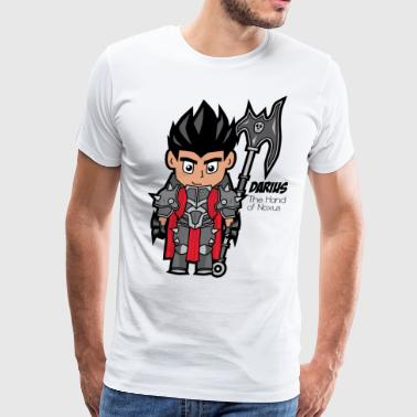Darius LoL - Men's Premium T-Shirt