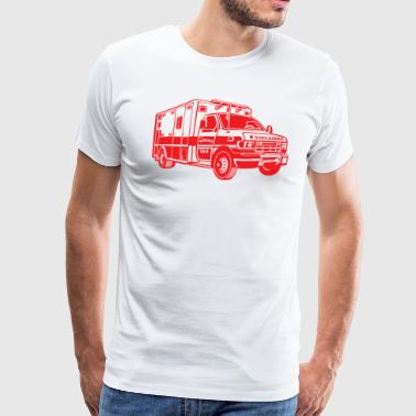 Ambulance - Men's Premium T-Shirt