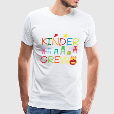 KINDER CREW - Men's Premium T-Shirt