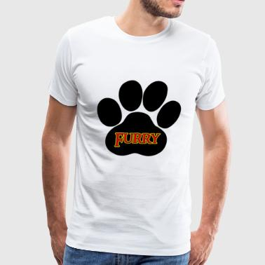 Furry Furries - Men's Premium T-Shirt