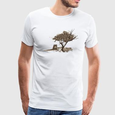 Defender Tree - Men's Premium T-Shirt