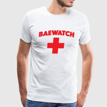 BAEWATCH - Men's Premium T-Shirt