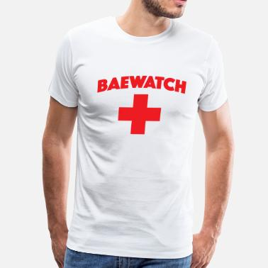 Bae BAEWATCH - Men's Premium T-Shirt