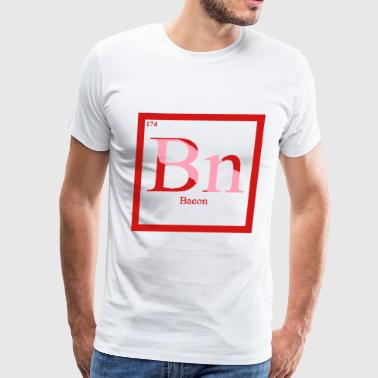 Bacon Elements Bacon Element - Men's Premium T-Shirt