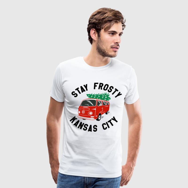 STAY FROSTY KANSAS CITY - Men's Premium T-Shirt