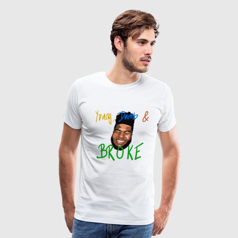 khalid - Men's Premium T-Shirt