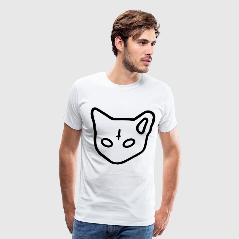 GOLF WANG CAT HEAD TOP OFF FUTURE TYLER - Men's Premium T-Shirt