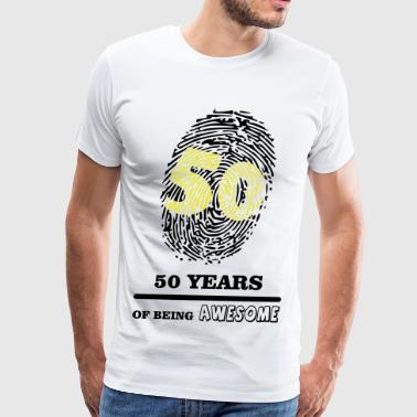 50 Years - Men's Premium T-Shirt