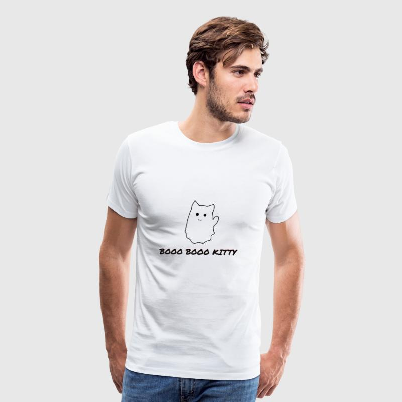 BOOO BOOO KITTY - Men's Premium T-Shirt