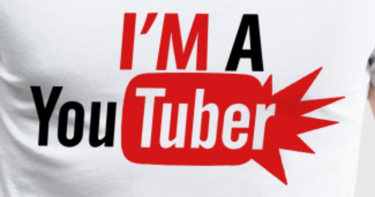 Im A Youtuber By Matt8a Spreadshirt