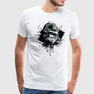 Gorilla - Men's Premium T-Shirt