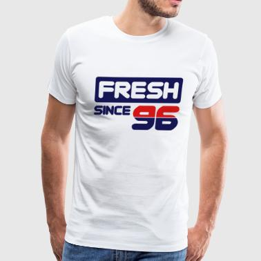 fresh fila 96 - Men's Premium T-Shirt