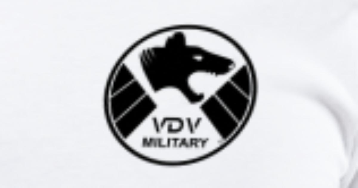 vdv military logo design by spreadshirt