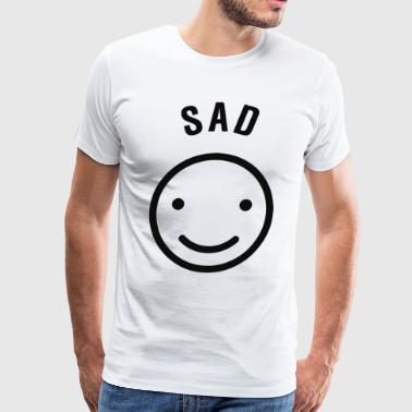Sad But Happy - Men's Premium T-Shirt