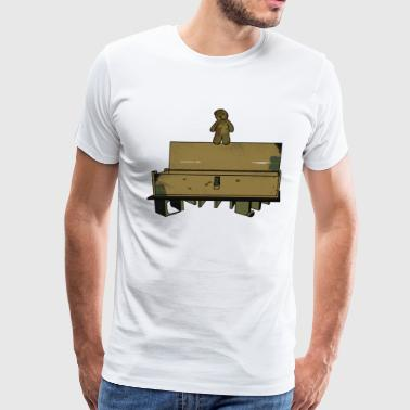 Black Ops 2 Mystery Box - Men's Premium T-Shirt