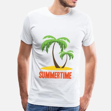 Summer Holidays Summer Holidays - Men's Premium T-Shirt